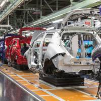 Nissan produced 50.000 Leaf units in Sunderland