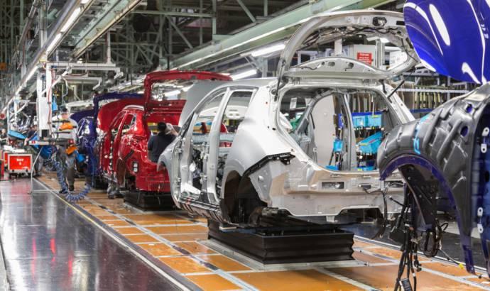 Nissan produced 50.000 Leaf units in Sunderland