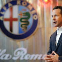 Reid Bigland is the new Alfa Romeo and Maserati CEO