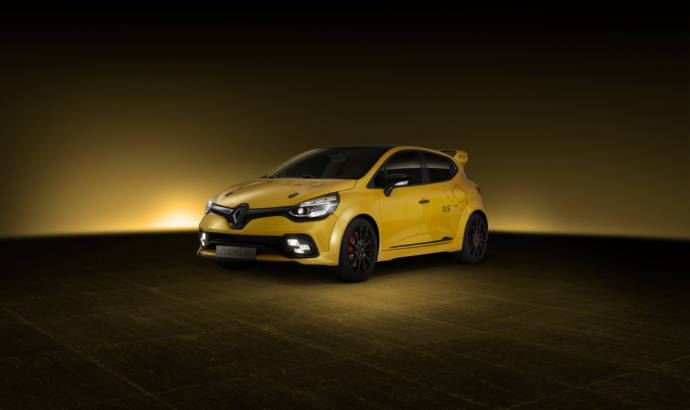 Renault Clio RS 16 unveiled with 275 hp
