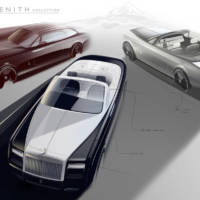 Rolls Royce will end Phantom production with Zenith special edition