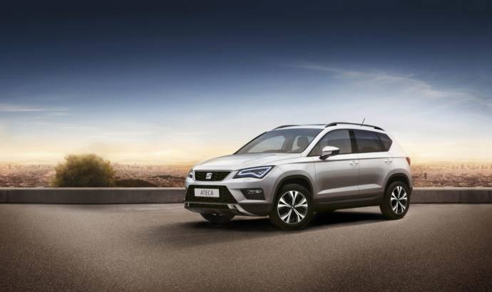 Seat Ateca First Edition introduced in UK