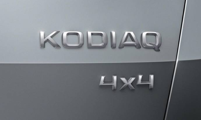 Skoda new SUV will be called Kodiaq