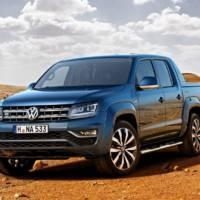 This is the 2016 Volkswagen Amarok facelift