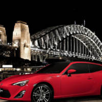 Toyota GT 86 Shooting Brake is just a funky concept