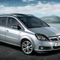 Vauxhall Zafira B second recall action announced