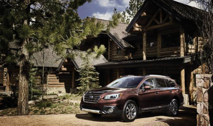 2017 Subaru Outback US pricing announced
