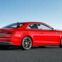 2016 Audi S5 Coupe detailed