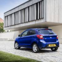 2016 Ford Ka+ - official pictures and details