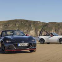 2016 Mazda MX-5 Icon launched in UK