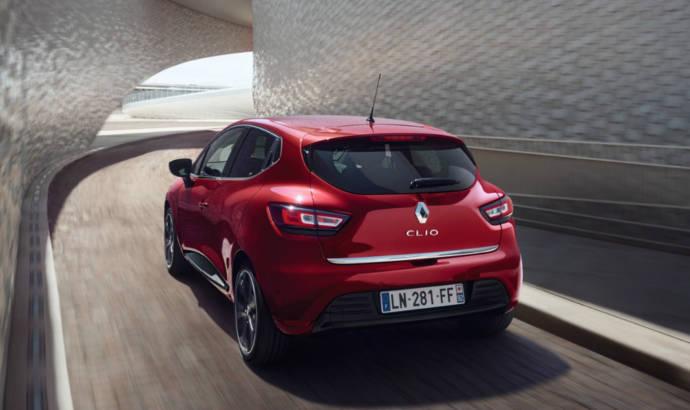2016 Renault Clio gets updated