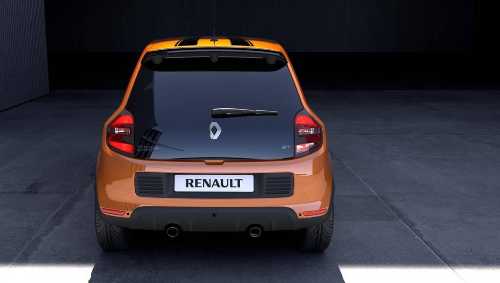 2016 Renault Twingo GT unveiled