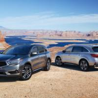 2017 Acura MDX gets new updates