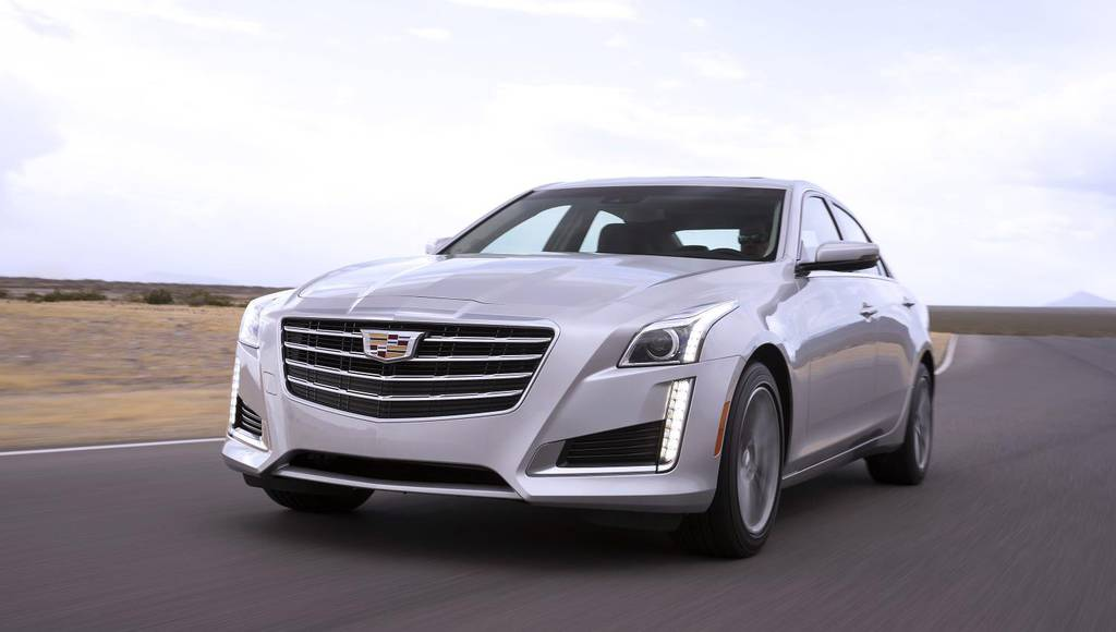 2017 Cadillac CTS and ATS updates revealed