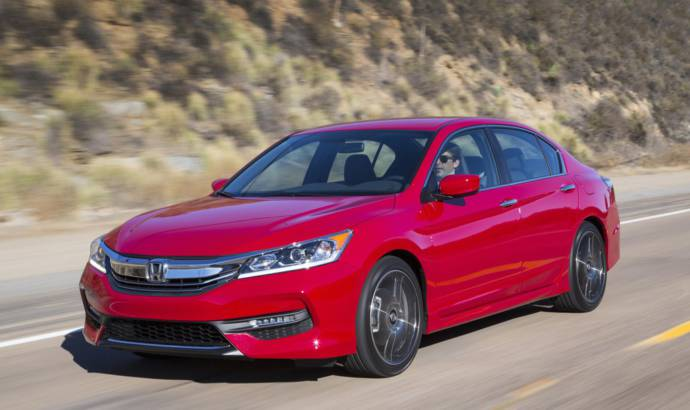 2017 Honda Accord Sport Special Edition introduced