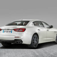 2017 Maserati Quattroporte facelift unveiled