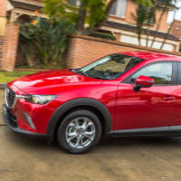 2017 Mazda CX-3 updates and pricing