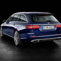 2017 Mercedes E-Class Estate - Official pictures and details