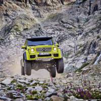 2017 Mercedes G550 4x4 is ready for US market