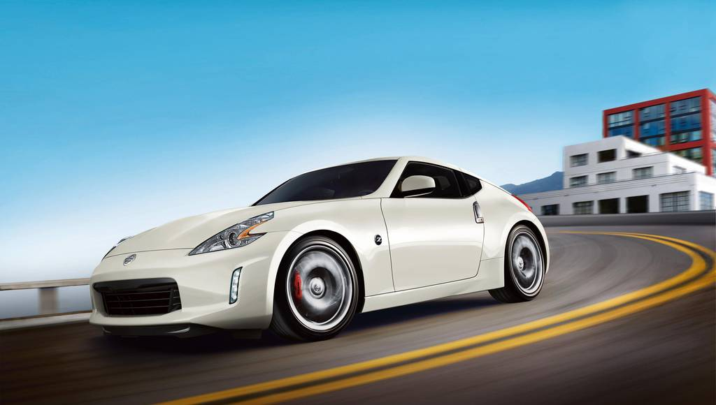2017 Nissan 370Z Nismo US pricing