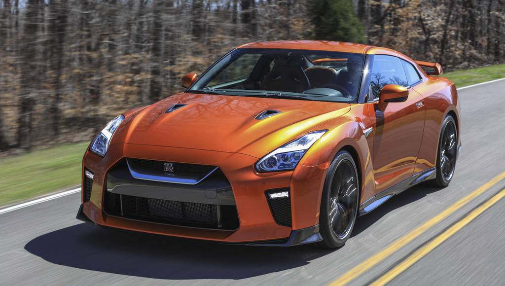 2017 Nissan GT-R Premium US pricing announced