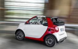 2017 Smart Fortwo Cabrio US pricing