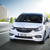 2017 Vauxhall Zafira Tourer details released
