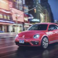 2017 Volkswagen PinkBeetle launched in the US