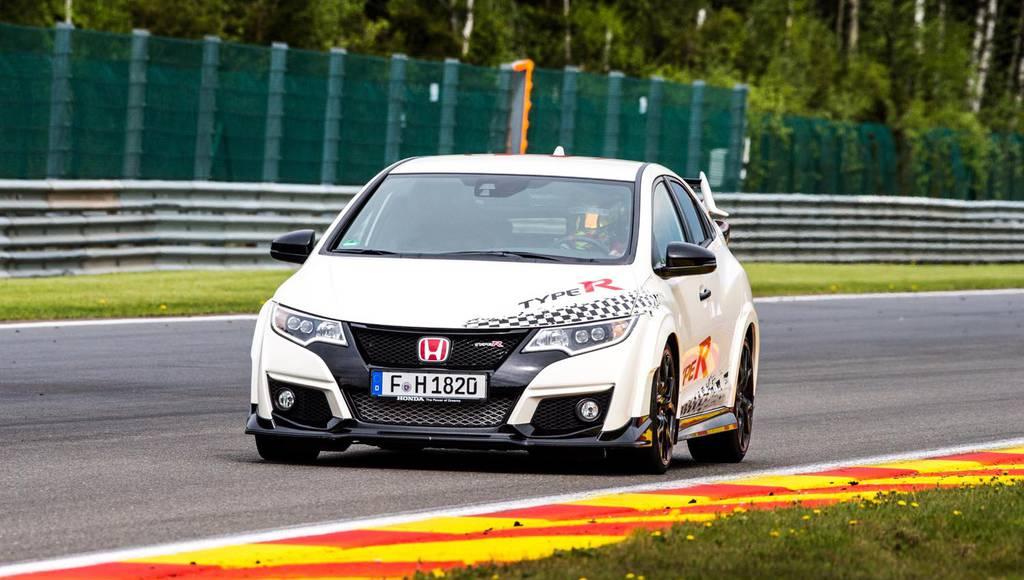 5 European circuits, 5 record laps for Honda Civic Type R