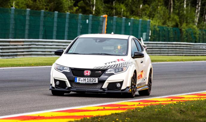5 European circuits, 5 record laps for Honda Civic Type R