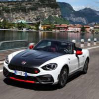 Abarth 124 Spider UK pricing announced