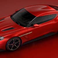 Aston Martin Vanquish Zagato Concept will be produced in a limited-run version
