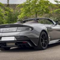 Aston Martin Vantage GT12 Roadster unveiled