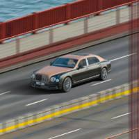 Bentley creates gigapixel photo to promote the new Mulsanne