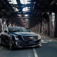 Cadillac ATS Luxury Sport - Special edition for Japan