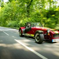 Caterham 420R to debut at Goodwood