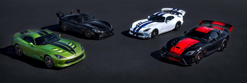 Dodge Viper 25th Anniversary models sold out already