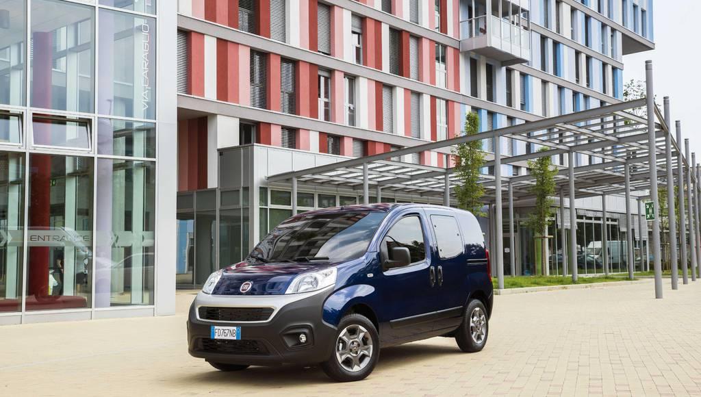 Fiat Professional launches the 2016 Fiorino