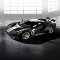 Ford GT 66 Heritage Edition introduced