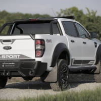 Ford Ranger by M-Sport - Official pictures and details