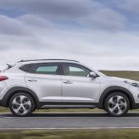 Hyundai Tucson receives new 1.7 CDTI engine in UK