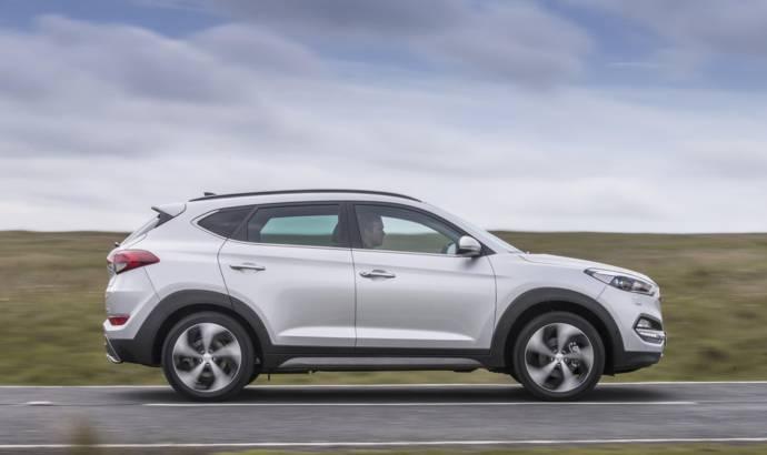 Hyundai Tucson receives new 1.7 CDTI engine in UK