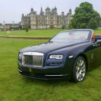 Largest gathering of Rolls Royce cars in the world