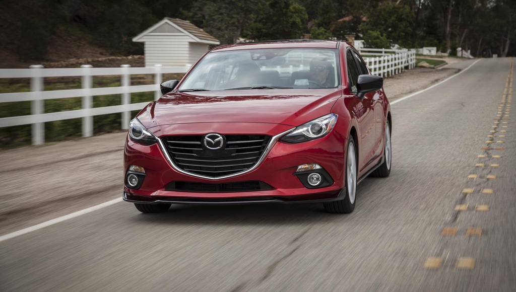 Mazda3 reached five million units milestone