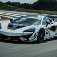 McLaren 570S Sprint to make Goodwood debut