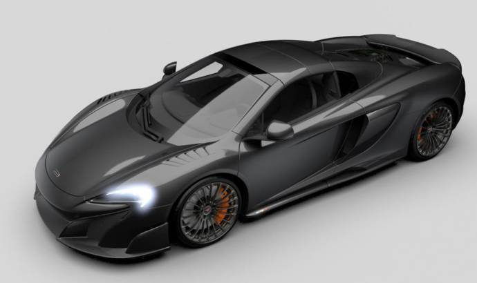McLaren MSO Carbon Series LT is a very special car