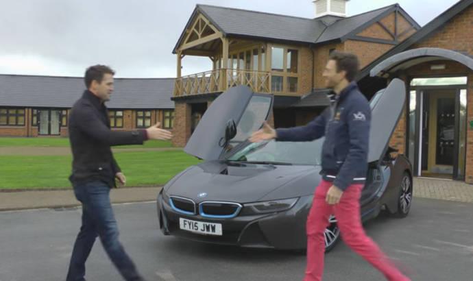 Michael Owen drives a BMW i8 and reveals its dream garage