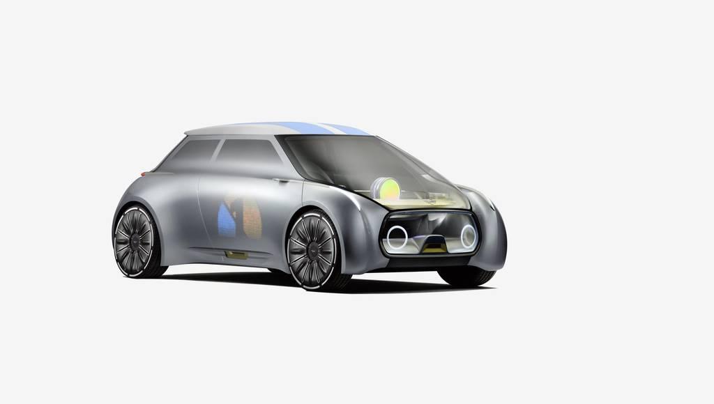 Mini Vision Next 100 concept launched