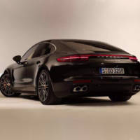 Porsche Panamera Turbo - Leaked pictures