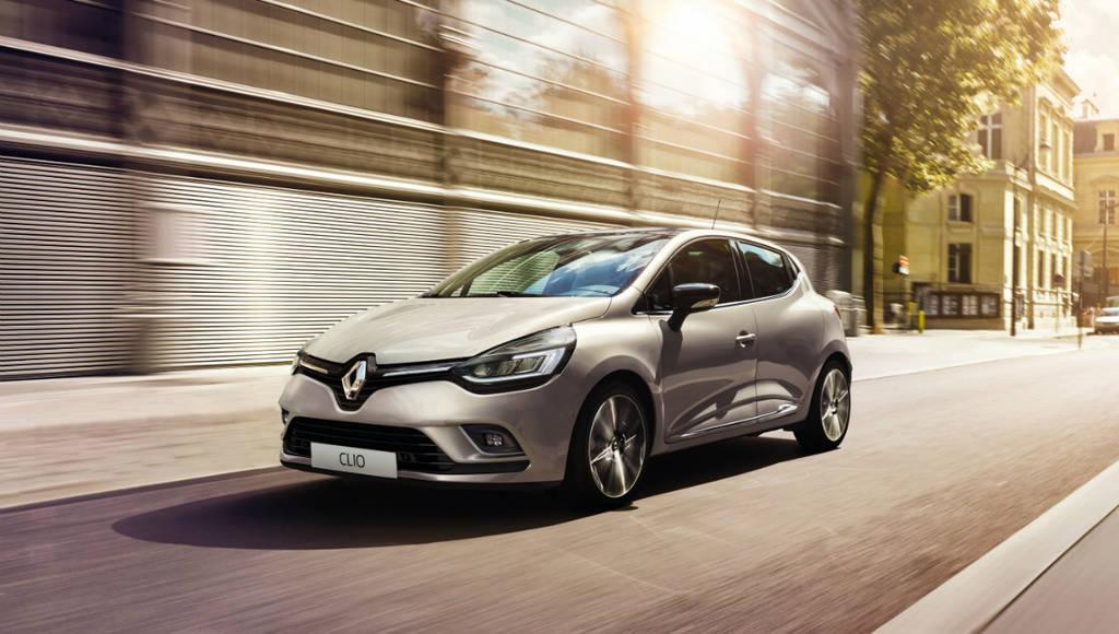 Renault Clio Initiale Paris introduced
